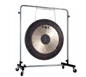 銅鑼(ドラ)K.M.K 36インチ(KG-36)+スタンド(KK-GSR36)【送料無料】【お取り寄せ商品】