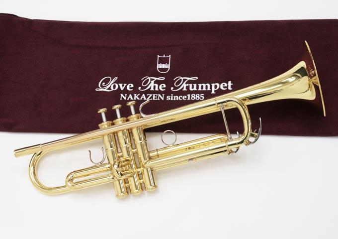 Yamaha trumpet YTR-8335LA for jazz popular music