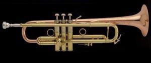 【4/12限定・エントリーで全品P2倍】【ご予約可能 お取り寄せ】 バック (V.Bach) トランペット THE BIG COPPER LR190 43B クリアラッカー仕上げ コパーベル&5インチベル