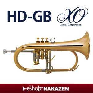フリューゲルホルン XO HD-GB 【お取り寄せ商品】