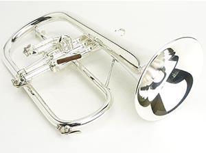 【送料無料】【お取寄せ】CAROL BRASS キャロルブラス フリューゲルホルン N6200 SP