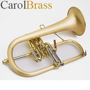 CAROL BRASS キャロルブラス フリューゲルホルン N6200 SATIN-BELL GB【受注生産】