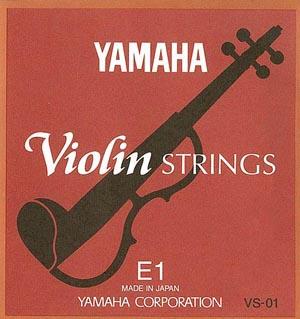 YAMAHAサイレントバイオリン専用弦VS01~VS04 セット