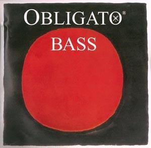 【送料無料】 ピラストロ コントラバス弦 オブリガート 1~4 弦 セット