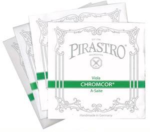 【メール便送料無料】 ピラストロ クロムコアPIRASTRO CHROMCORビオラ弦 セット
