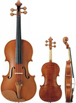 【送料無料】【お取り寄せ商品】ヤマハ アコースティックバイオリン「ブラビオール」 YVN50