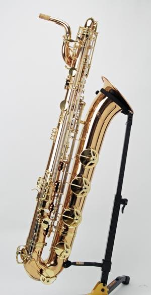 C G CONN (corn) baritone saxophone