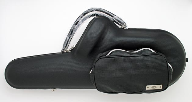 【送料無料】 Selmerロゴ入り NONAKAアルトサックス用超軽量パックケース [ブラック/ポケット付]【お取り寄せ】