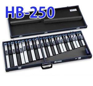 【送料無料】トーンチャイム SUZUKI HB-250 基本の25音セット HB-250 SUZUKI 中心となる2オクターブ, パートナーズ:7c1dcc73 --- officewill.xsrv.jp