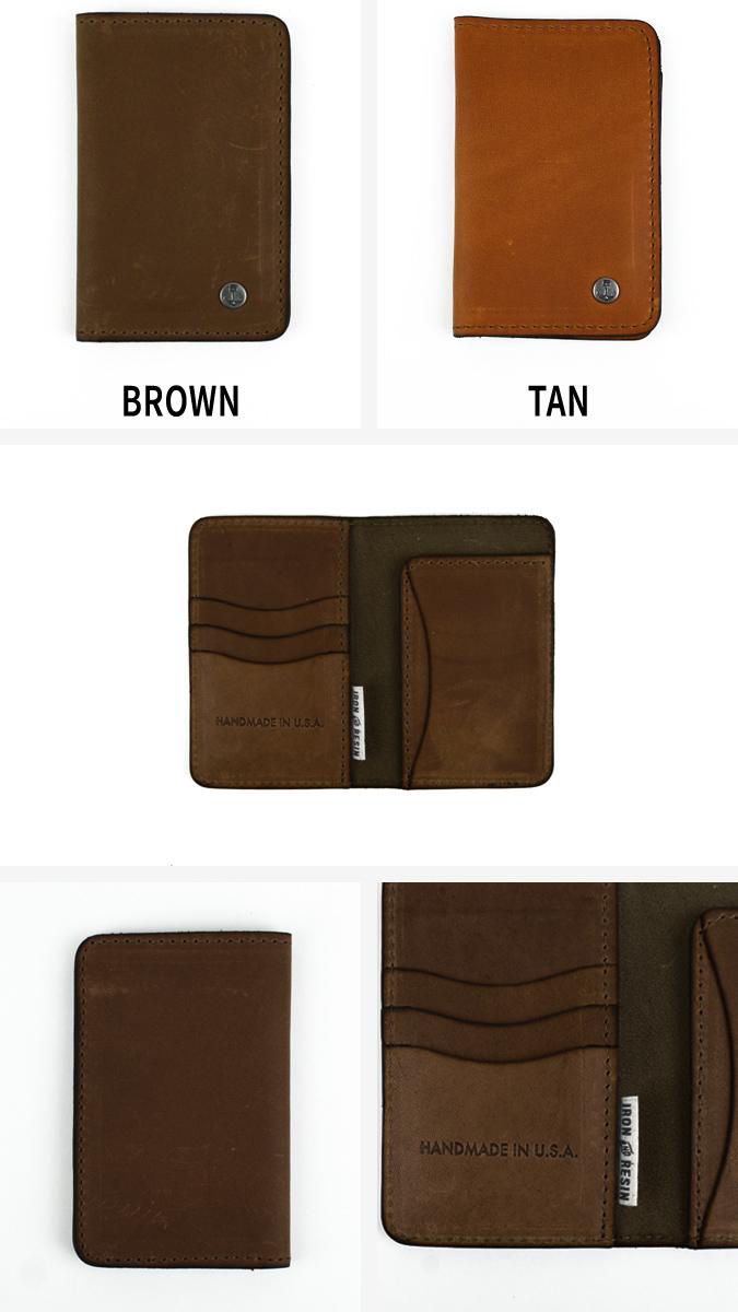 鐵與樹脂 (鐵及金屬) 資源管理器中的錢包皮革名片盒