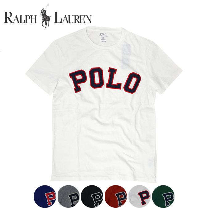 POLO Ralph Lauren Polo Ralph Lauren Custom-Fit Polo Tee logo T shirt short sleeve rl-487