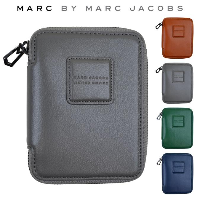 【クーポン利用で最大1,000円OFF】 MARC JACOBS/マーク ジェイコブス Limited Edition Leather Passport Wallet パスポートケース カードウォレット 【あす楽対応】