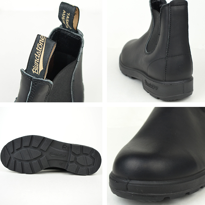 5de1f5890be BLUNDSTONE (brand stone) side Gore boots water repellency rain boots work  boots men size Lady's size 500 510 519