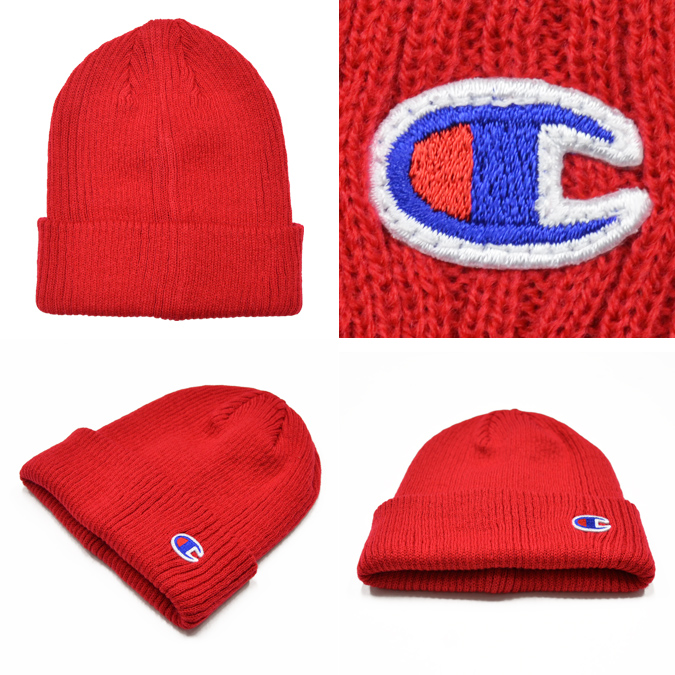 CHAMPION (champion) RIB WATCH CAP knit cap hat knit hat men gap Dis unisex  street American casual is casual 0c10853231e