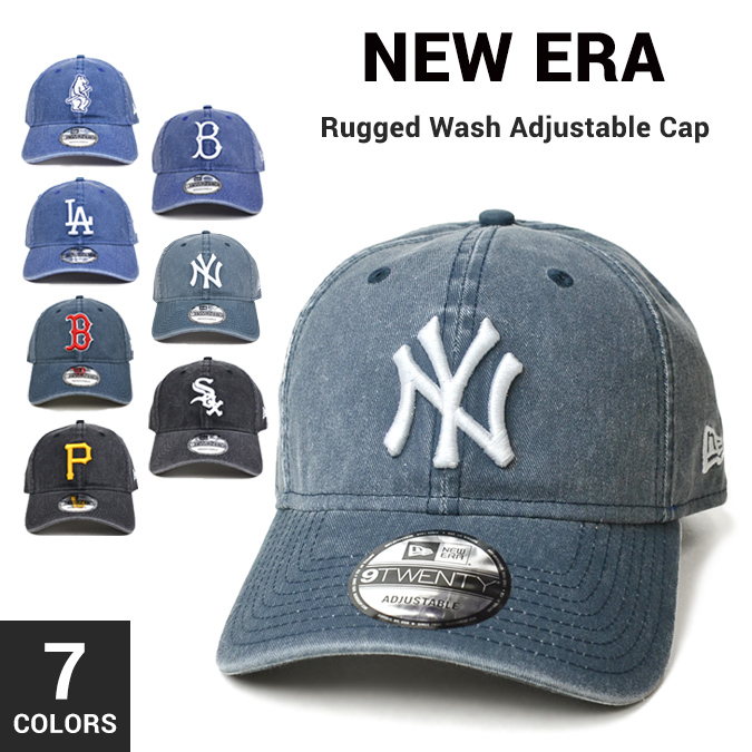 ... new era new gills rugged wash adjustable cap 9twenty cap hat strap back  cap ... d2ff81df97ef