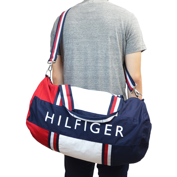 44dcec1a421 ... TOMMY HILFIGER (トミーヒルフィガー) DUFFLE BAG Boston bag duffel bag shoulder bag  bag men ...