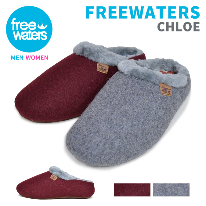 d6c9a4981 NAKED-STORE: Wear FREEWATERS (free-lance Waters) CHLOE room shoes ...