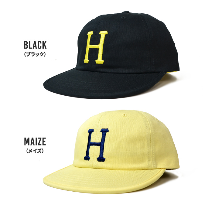 HUF (Hough) FORMLESS CLASSIC H 6-PANEL CAP cap hat strap back cap 6 panel  cap men gap Dis unisex street skating 5544feaf77df