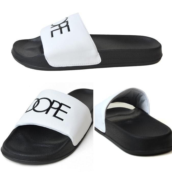 0ecb268c321117 NAKED-STORE  DOPE (dope) SLIDE SANDAL slide sandals shower sandals ...