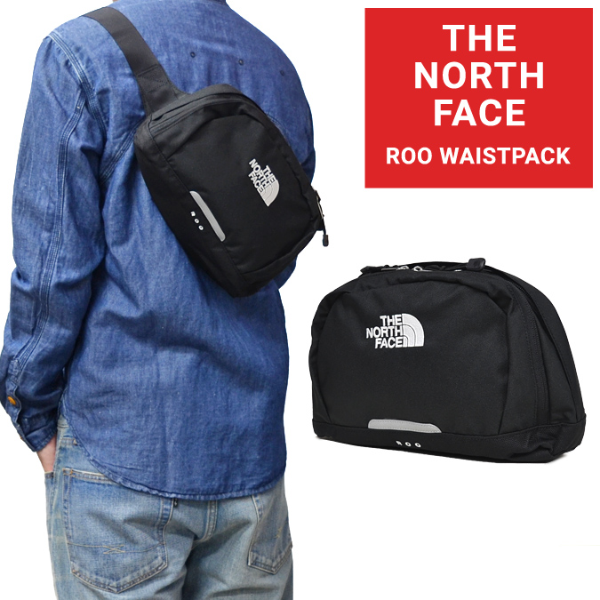 d5da2a0bb THE NORTH FACE (North Face) Roo Daypack Waistpack Sling Bag bum-bag body  bag shoulder bag bag men gap Dis unisex street outdoor