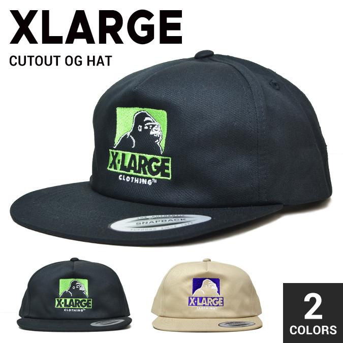 NAKED-STORE  XLARGE (extra large) CUTOUT OG HAT CAP cap hat snapback ... a976290460f