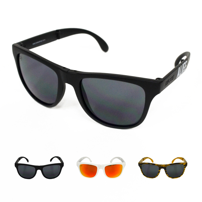 ALIFE(A生活)SUNPOCKET KAUAI太阳口袋太阳眼镜折叠式的alife