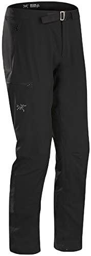 正規品 ストレッチ性が高く 軽量で耐久性の高いソフトシェルパンツ アークテリクス ARCTERYX 20FWガンマLT パンツ Gamma LT Pant アウトドアパンツ 登山パンツ 安値 サイズM メンズ Black黒 ストレッチ性 Men's ボトム 686487451858 品質保証