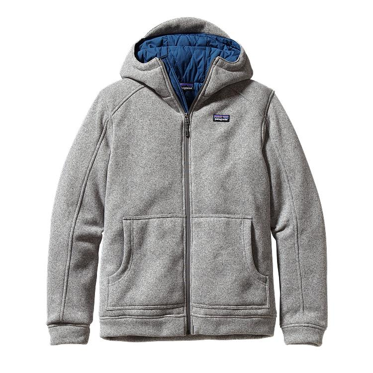 面向到达到达含巴他戈尼亚Patagonia M's Insulated Better Sweater Hoody fleece服装/中的棉的/保温/市镇、露营的/食物从属于的inshureteddobetasetafudi