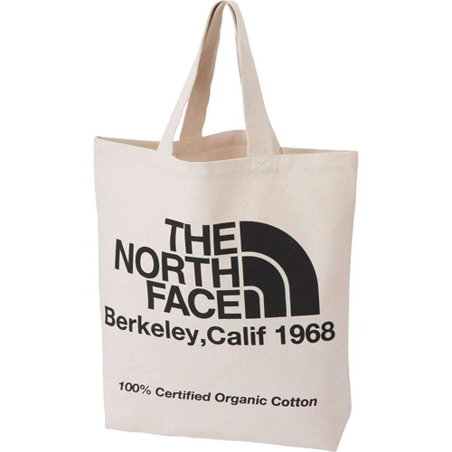 Nm08040 North Face Pack Accessories Tnf Organic Cotton Tote The Bag Canvas Shoulder Travel And