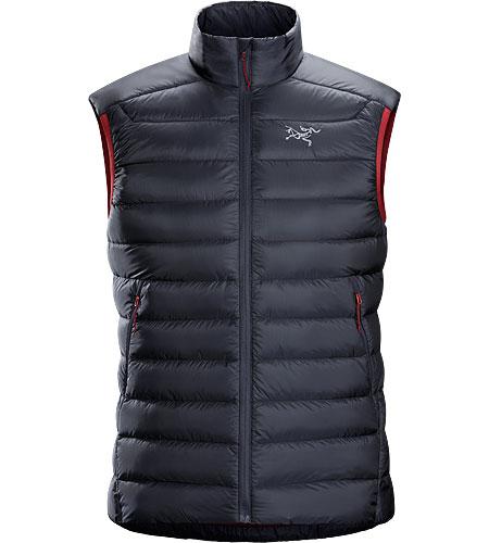 ARC'TERYX Cerium LT Vest【メンズ】アークテリクス セリウムLTベストダウン/防寒/保温ウェア/軽量モデル