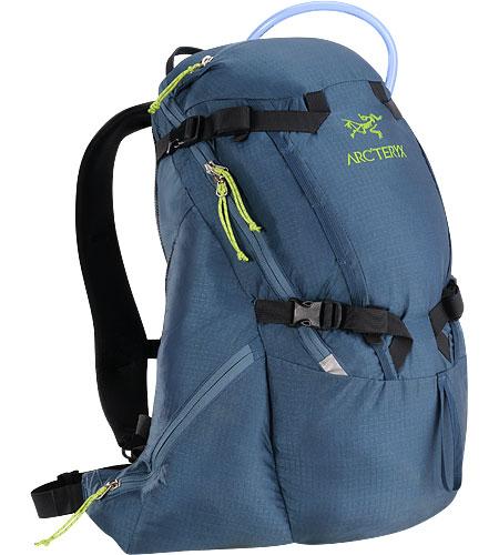 ARC'TERYX Chilcotin 20 Backpack【ユニセックス】アークテリクス チルコティン20バックパックリュックサック/冬山用/小型/バックカントリー向け