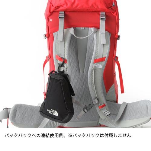 ノースフェイスNM91503サイドアクセサリーポケット【ユニセックス】男女兼用パックアクセサリ/リュック