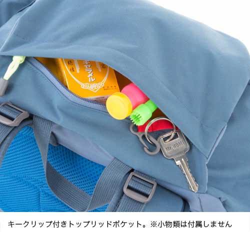 在供北臉NMJ71501 sanikyampa 40小孩使用的帆布背包/幼稚園~小學生/容量42升/住宿學習、住的保育、回鄉旅遊THE NORTH FACE K SUNNY CAMPER 40