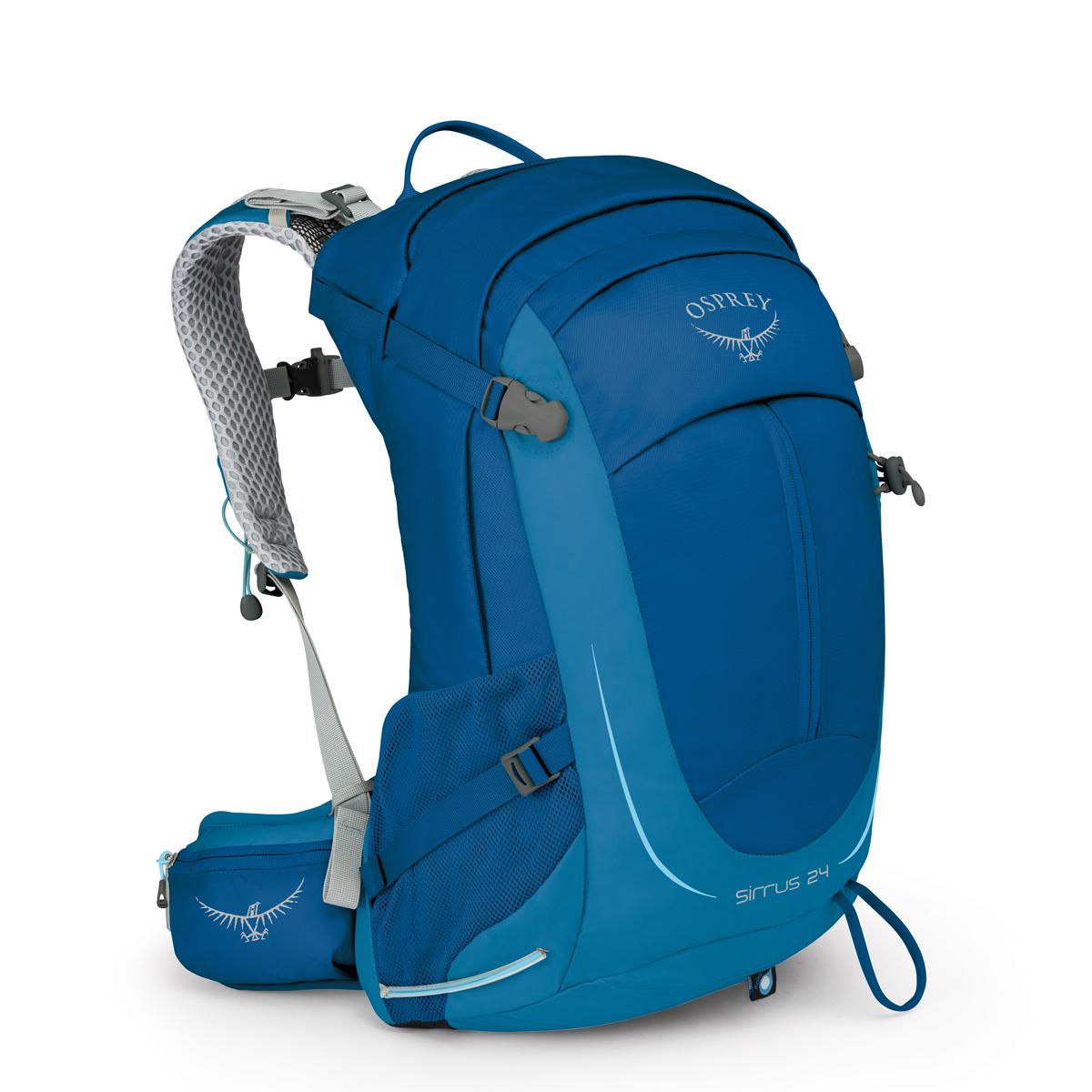 デイハイキングに適した女性用パネルローダー 定番の人気シリーズPOINT(ポイント)入荷 コンパクトながら豊富な機能を装備 オスプレー シラス 与え 24