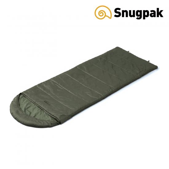 キャンプや車中泊に最適な エントリーユーザー向けのベーシックモデル 快適温度3° Snugpak スナグパック ノーチラス スクエア 新着セール 送料無料/新品 スリーピングバッグSLEEPINGBAG 男気溢れるオリーブ ミリタリー仕様 オリーブ SP14646OL寝袋 シュラフ ライトジップ