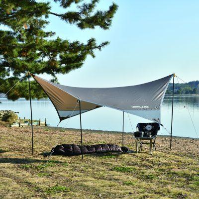 【送料無料】ユニフレームUNIFLAME REVOタープ solo TAN タープシェルターソロキャンプ 1・2名用 アウトドアギア サイドウォール テントオプション タープ テントアクセサリー