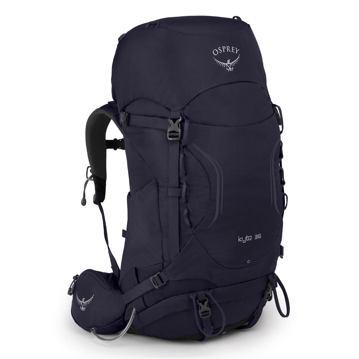 女性専用設計のショルダー ヒップベルトを採用したモデル OSPREY オスプレー 爆買い送料無料 カイト36 KYTE36 女性専用 36リットル ザック M ハイキング 山小屋泊 サイズS バックパック登山トレッキング お気に入
