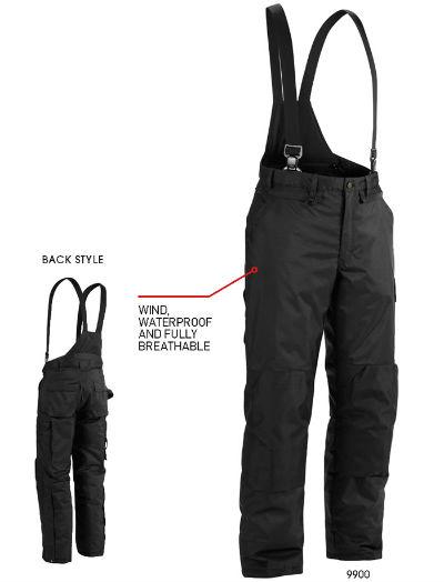 8215-1977 WINTER TROUSER(BLAKLADER・ブラックラダー)作業服・作業着 XS~3XL ポリエステル100%