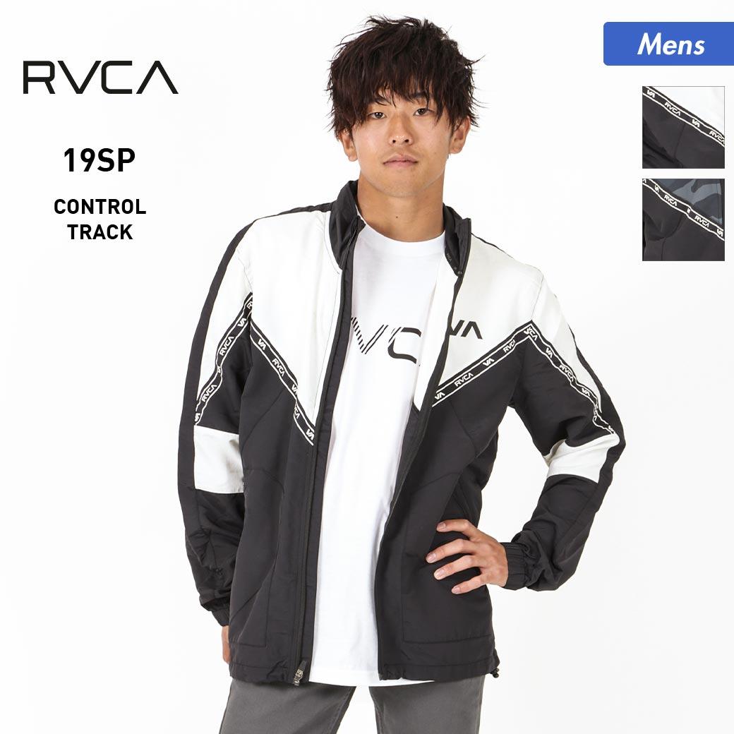 全品割引券配布中 アウトレット メンズ ナイロンジャケット AJ041-756 アウター ジャンパー スポーツ トレーニング 男性用 ルーカ RVCA