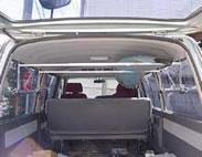 CAPキット 保護バー&保護バータイプ 車内キャリア