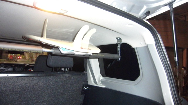 (200 Series Hiace SGL) wide ステーターン nut clamp type