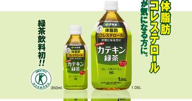 伊藤園カテキン緑茶 1.05L(1050ml)PET×12本