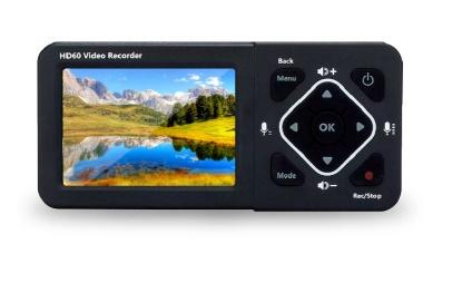 <title>テレワーク 安全 プレゼン 会議 オンライン TEC テック HDMIレコーダー RECORD MASTER 2 液晶モニター搭載 ポータブル HDMIメディアレコーダー TMREC-FHD2</title>