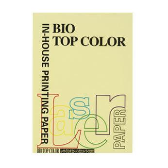 数量限定アウトレット最安価格 バイオトップカラー A4 100枚入り 超激得SALE 80g レモンBT127 伊藤伊 レモン