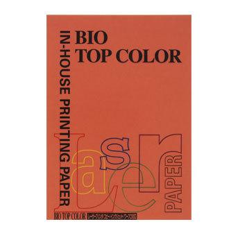 バイオトップカラー A4 100枚入り 超特価SALE開催 80g ブリックレッドBT119 ブリックレッド 直営店 伊藤伊