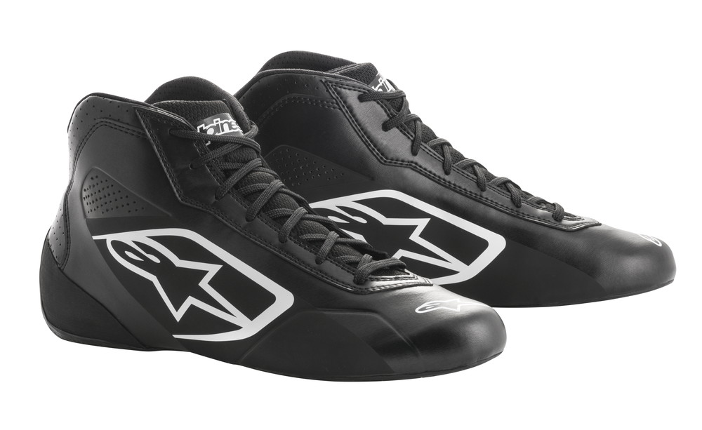 alpinestars(アルパインスターズ) TECH 1-K START KART SHOES BLACK/WHITE サイズ:7 品番:2711518-12-7