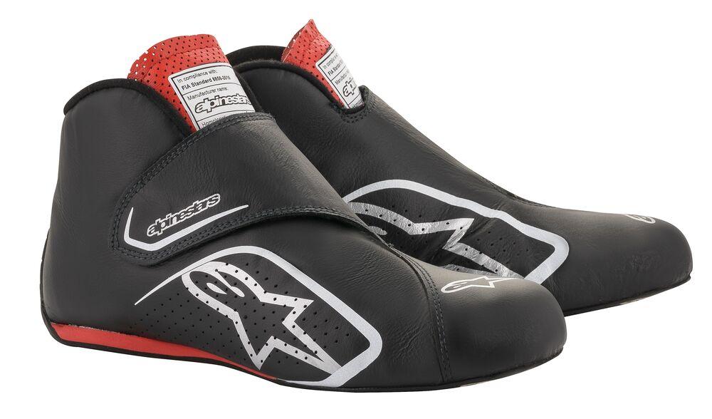 alpinestars(アルパインスターズ) SUPERMONO SHOES BLACK RED サイズ:7.5 品番:2716020-13-7.5