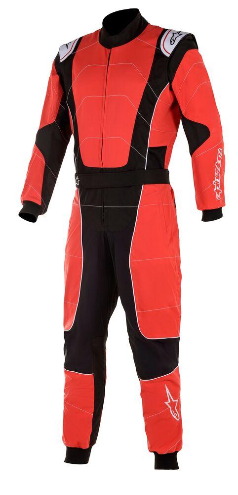 alpinestars(アルパインスターズ) KMX-3 V2 S KART SUIT RED BLACK サイズ:120 品番:3351720-31-120