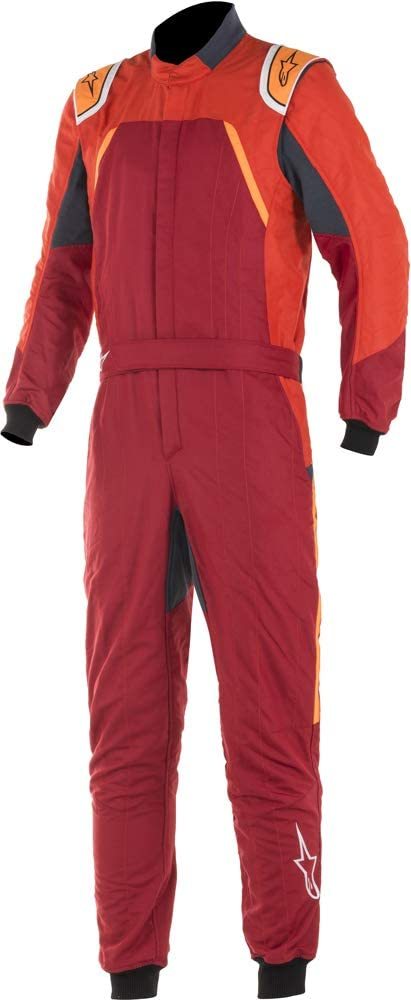 【アウトレット】在庫限り!処分特価 ! alpinestars(アルパインスターズ) GP PRO COMP SUIT SCARLET RED ORANGE FLUO サイズ:46 品番:3352019-3134-46