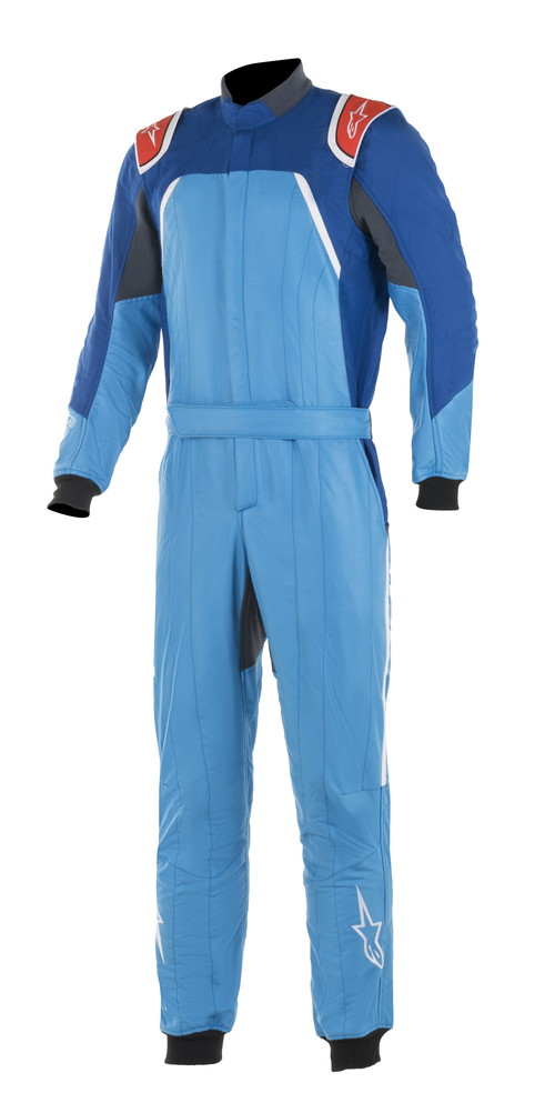 【2019モデル】 alpinestars(アルパインスターズ) GP PRO COMP SUIT COBALT BLUE ROYAL BLUE RED サイズ:50 品番:3352019-7297-50